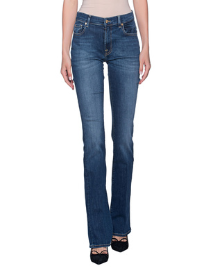 7 FOR ALL MANKIND Bootcut Bair Duchess Blue
