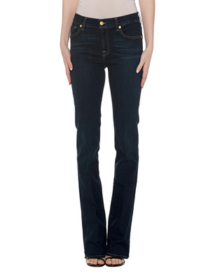 7 FOR ALL MANKIND Bootcut Bair Rinsed Indigo Navy