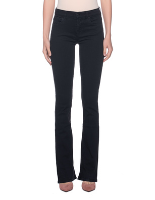 7 FOR ALL MANKIND Bootcut Bair Black