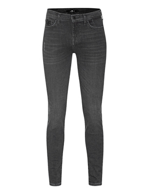 7 FOR ALL MANKIND  The Skinny Slim Illusion Epic Grey