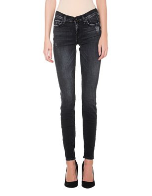 7 FOR ALL MANKIND The Skinny Black