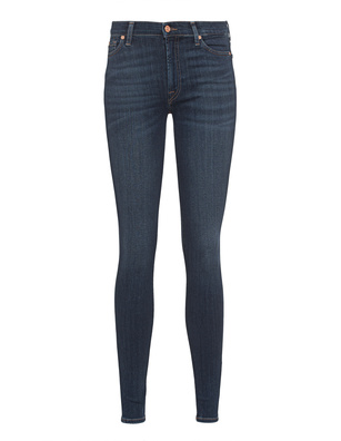 7 FOR ALL MANKIND Slim Illusion Luxe Starlight Blue