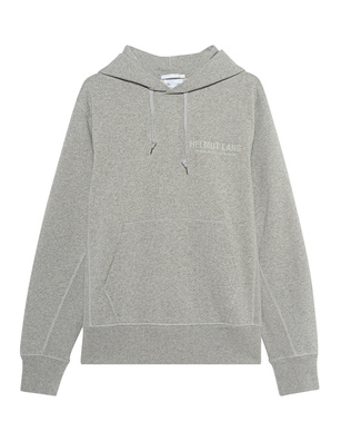 HELMUT LANG Standard Sweat Vapor Heather Grey