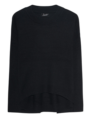 JADICTED Cosy Loose Fit Cashmere Black