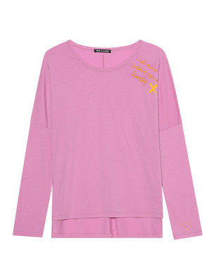 PAUL X CLAIRE Lovely Stitching Pink