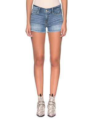 FRAME DENIM Le Cutoff Short Blue