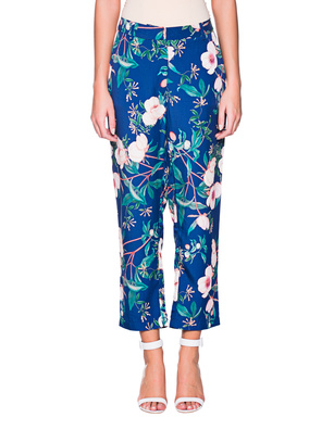 By Malina Leah Pants Azure Rose Multicolor