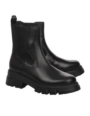 ASH Lloyd Chelsea Boots Black