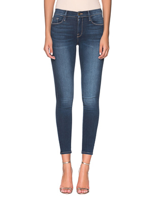 FRAME DENIM Le Skinny de Jeanne Drop Blue