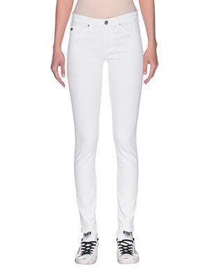 AG Jeans Prima Cigarette White