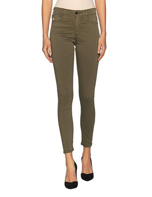 AG Jeans Farrah Skinny Ankle Oliv