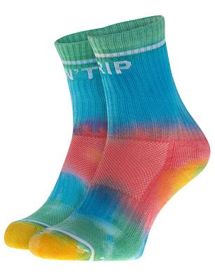 MOTHER Dont Trip Tie-Dye Multicolor