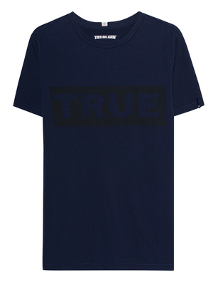 TRUE RELIGION Block Solid Navy