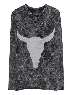 TRUE RELIGION Longhorn Front Black