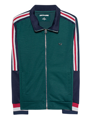 TRUE RELIGION Track Tommy Dark Green