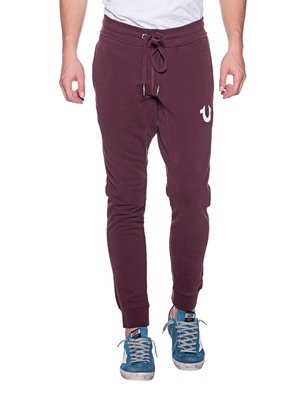 TRUE RELIGION Jogging Reflective Bordeaux