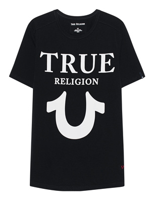 TRUE RELIGION Round Nero Black