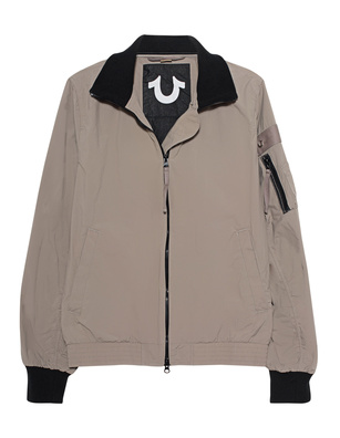 TRUE RELIGION Bomber Greige