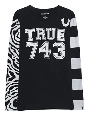 TRUE RELIGION True 743 Black