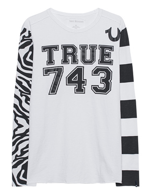 TRUE RELIGION True 743 White