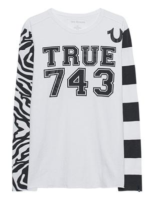 TRUE RELIGION True 743 White