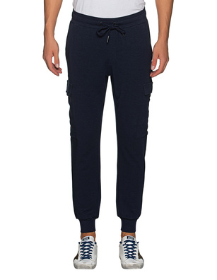TRUE RELIGION Cargo Jogging Navy