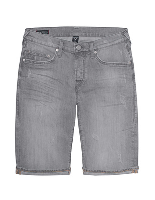 TRUE RELIGION Rocco Shorts Light Grey