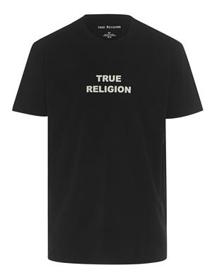TRUE RELIGION City Logo Black