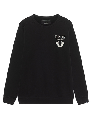 TRUE RELIGION Logo Black