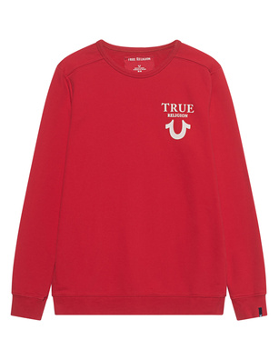 TRUE RELIGION Logo Red