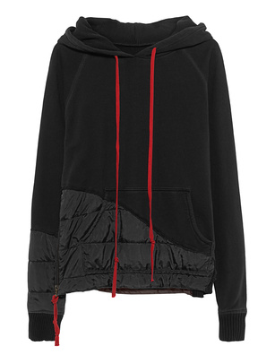 GREG LAUREN Hoodie Puffy Black
