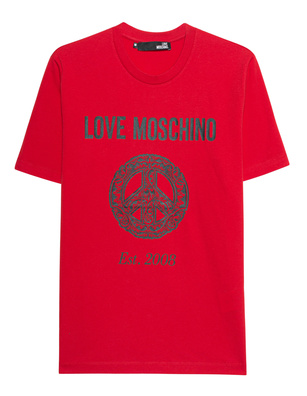 LOVE Moschino Peace Red