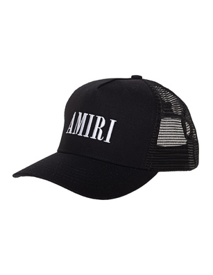 Amiri Core Logo Trucker Black