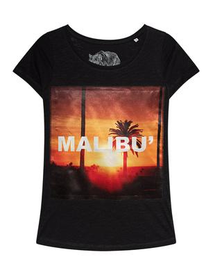 Bastille Malibu Sunset Black