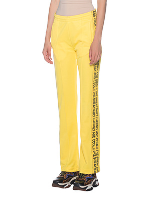 liv bergen Trackpants Streifen Sunshine Yellow