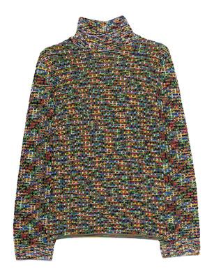 MISSONI Mock Neck Multicolor