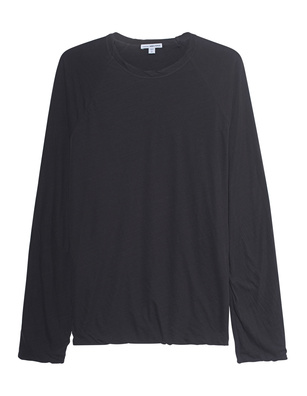 JAMES PERSE Raglan Cotton Anthracite
