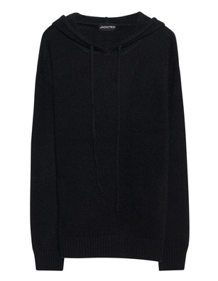 JADICTED Cashmere Hood Black