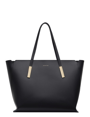 Maison Heroine Franca Shopper Black
