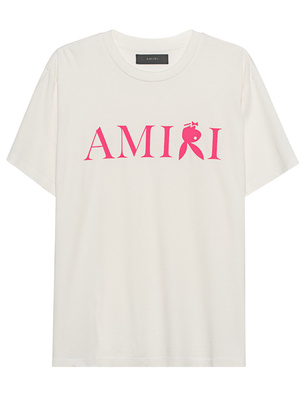 Amiri x Playboy Reverse Bunny Off White