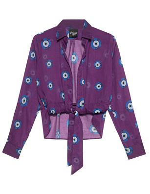 Mimi Liberté Knot Purple Lilac