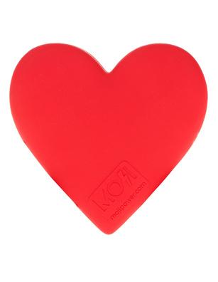Moji Power Heart Red