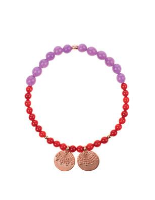 HOFFNUNGSTRÄGER Bracelet Purple