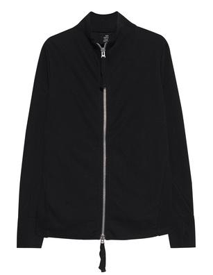THOM KROM Jersey Jacket Black
