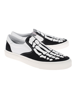 Amiri Bones Slip-On Black