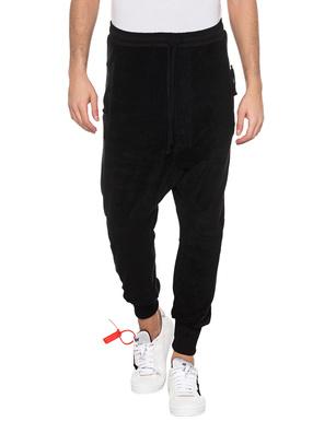 THOM KROM Terry Sweatpants Black
