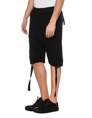 THOM KROM Short Ribbon Black