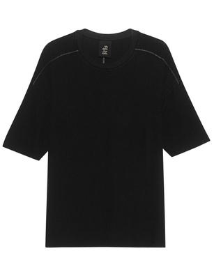 THOM KROM Velvet Oversize Black