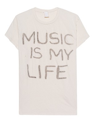 MadeWorn Music is my Live Off-White