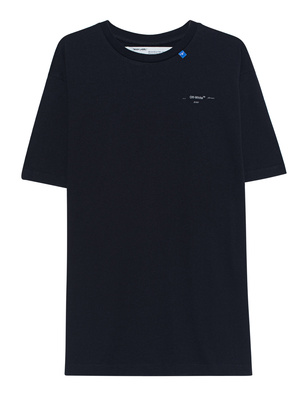 OFF-WHITE C/O VIRGIL ABLOH Backbone Shirt Oversized Black